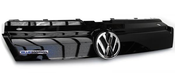 Original Volkswagen VW Ersatzteile VW K/ühlergrill Polo Klavierlack schwarz Original Tuning