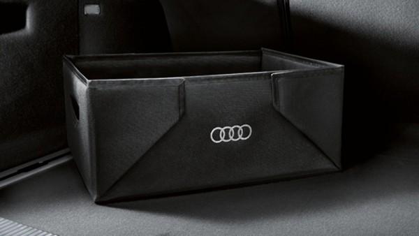 Kofferraumbox (faltbar) Original Audi universal Gepäckkorb Box