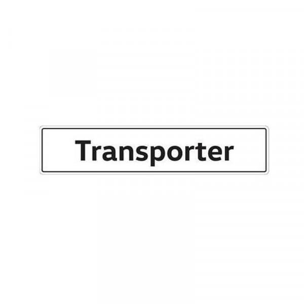 Original VW Kennzeichenschild Transporter Nummernschild Kennzeichen Typenschild 7E0071801A