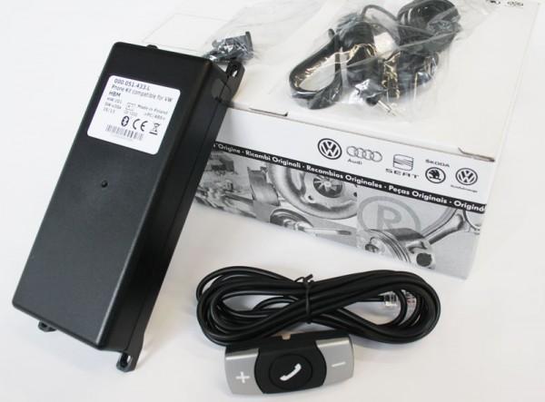Handy Auto Bluetooth Freisprecheinrichtung VW Original PhoneKit