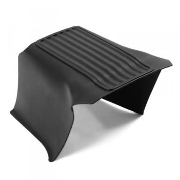 Original Skoda Yeti 5L Gummimatte für Tunnel hinten mitte Abdeckung 5L0061580A