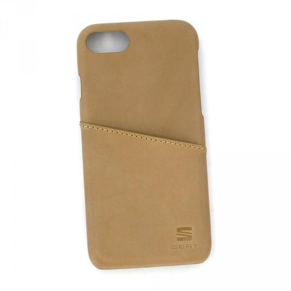 Original Seat Mobiltelefontasche Case Cover iPhone 6/6s/7 Hülle Leder Schutzhülle Smartphone