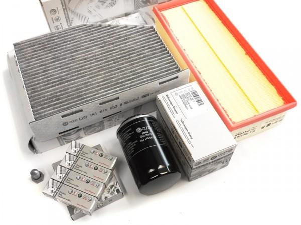 Inspektionspaket VW AUDI 2.0 TSI TFSI GTI - Motorcode: CCZB