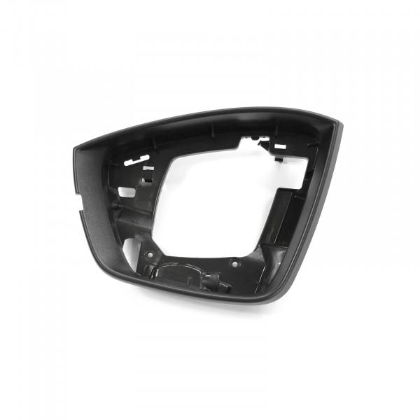 Original Skoda Spiegelrahmen links Blendring Außenspiegel Blende 565857531