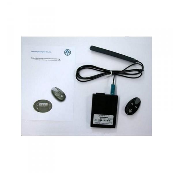 Original VW Fernbedienung Fernsteuerung Standheizung Programmierung 1T0054929B