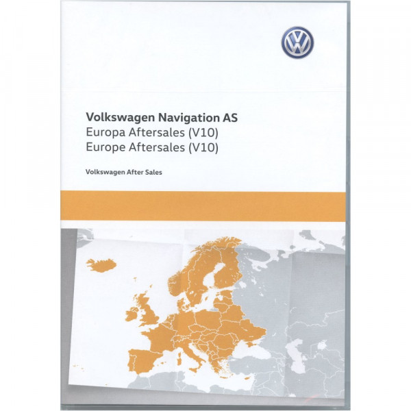 SD Karte Europa V10 Navigationssystem Update Navi Kartendaten Discover  Media AS