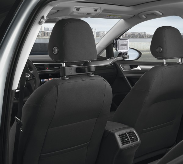 Halter für Action Kamera GoPro VW Original Reise & Komfort System 000061125J