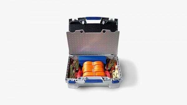 Ladungssicherungsset Original VW Crafter / T5 Zubehör Gepäcksicherung Box