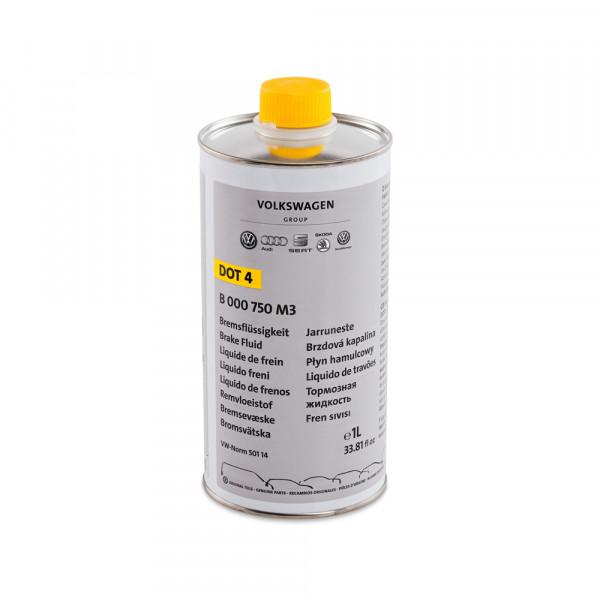 Original Bremsflüssigkeit DOT4, 1 Liter