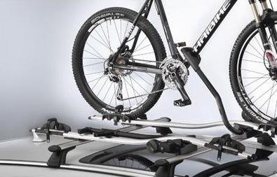 audi fahrradhalter f r original dachtr ger zb audi a3 a4. Black Bedroom Furniture Sets. Home Design Ideas