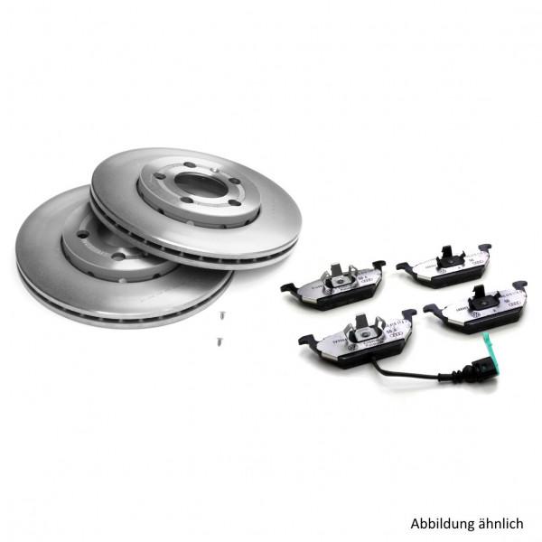 Original VW Sharan ECONOMY Bremsscheiben Bremsbeläge Bremsen vorn 300x26mm JZW698302CC