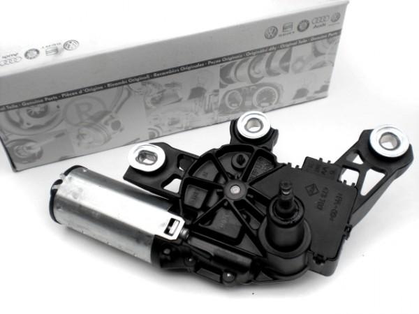 Original Audi A3 A4 A6 Heck Wischermotor inkl. Spritzdüse 8L0955711B