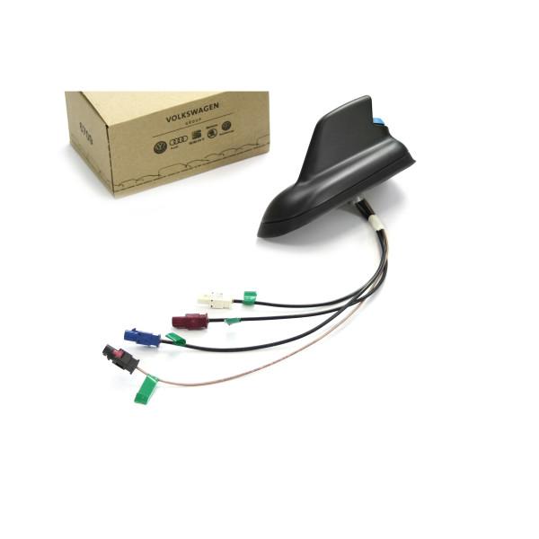 Original VW Seat Skoda Dach-Kombiantenne digitaler Radioempfang Antennenfuß 6R0035501D