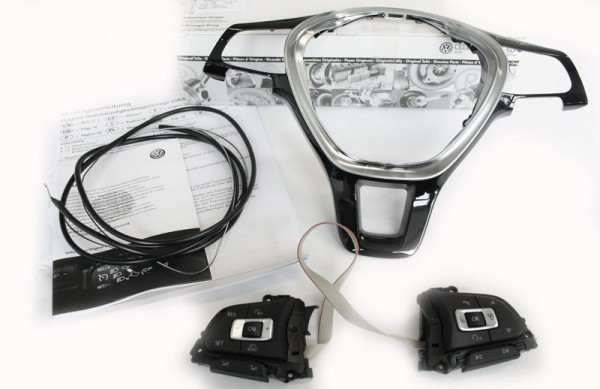 Original VW Tempomat GRA Geschwindigkeitsregelanlage Nachrüstsatz Automatik MFL