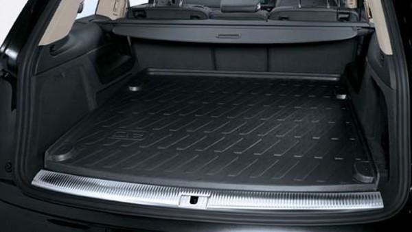 Gepäckraumschale Original Audi Q7 Kofferraumeinsatz 5-Sitzer Kofferraum Einlage