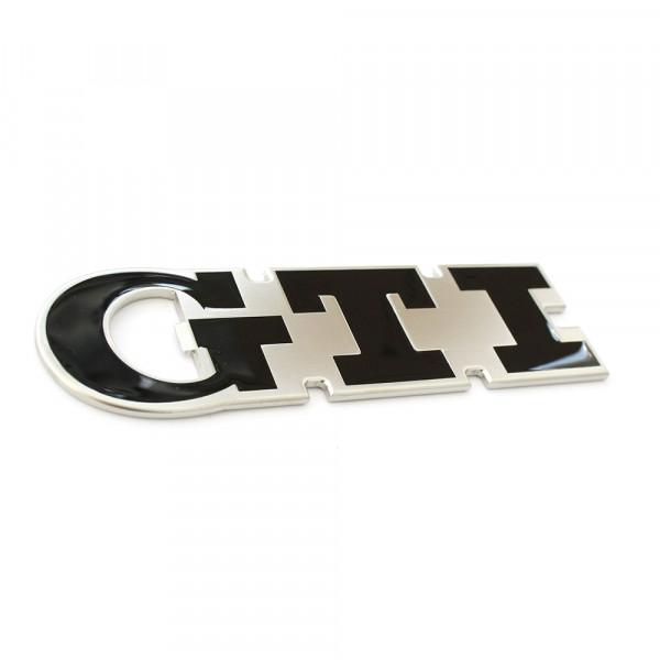 GTI Flaschenöffner schwarz Volkswagen Lifestyle Design Öffner Metall