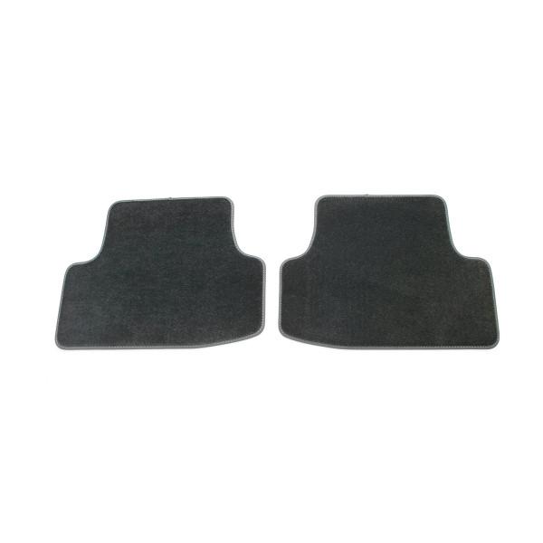Textilfußmatten Original Audi A3 (8Y) Premium 2x Fußmatten hinten Velours 8Y0061276MNO