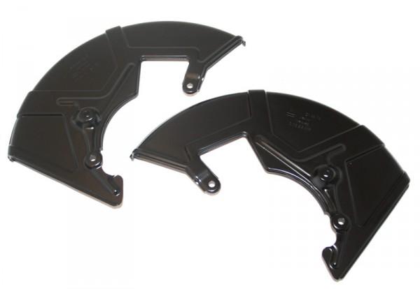 Deckblech-Set für Bremsscheibe links+rechts Original Audi VW Vorderachse