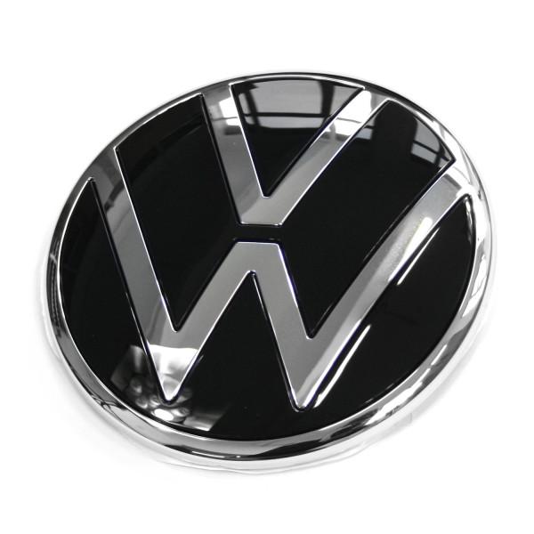 Original VW Emblem Tiguan II (AD1) New Volkswagen Heckklappe Logo chrom