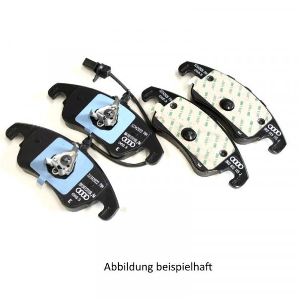 Bremsbeläge Original Audi Scheibenbremse Bremsen Vorderachse Beläge 8W0698151AF