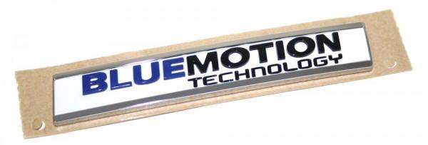 BlueMotion Technology Schriftzug Original VW Passat B8 / Caddy Heck Emblem