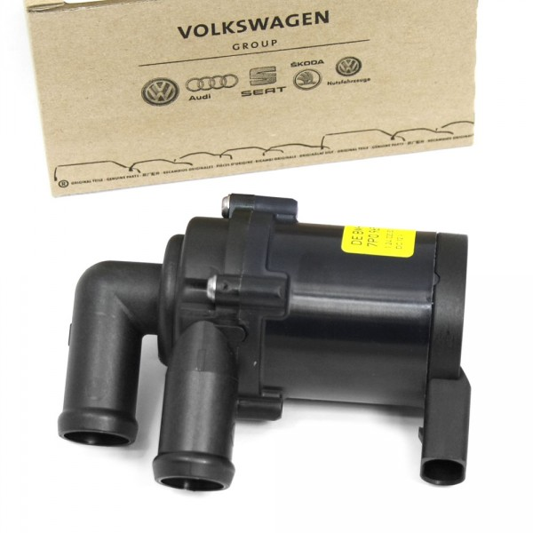 Original VW Audi Zusatzkühlmittelpumpe Standheizung Wasserpumpe Zuheizer 7P0965561B