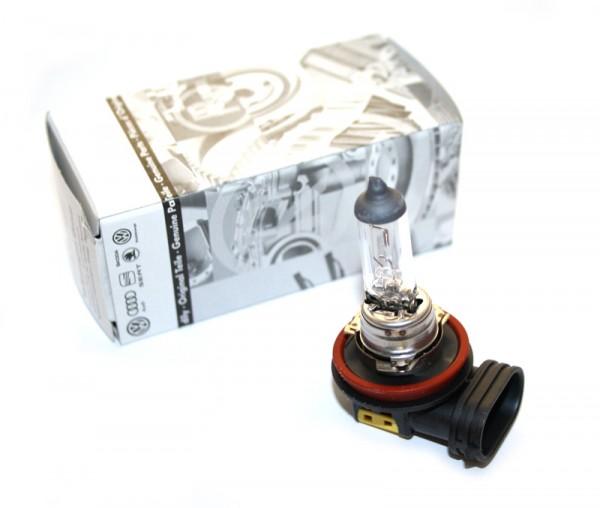 Glühlampe Nebelscheinwerfer Original VW / Audi Halogen H8-12V-35W Universal