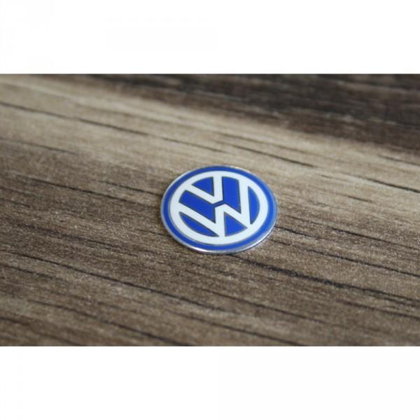 VW Emblem Zeichen Autoschlüssel Zündschlüssel Plakette Fernbedienung