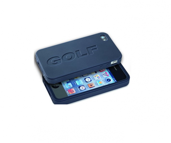 VW Golf iPhone 4 / 4S Cover Hülle Tasche