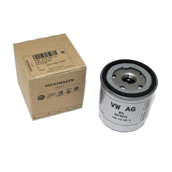 Ölfilter Original VW Audi Filtereinsatz Motorölfilter 04E115561H