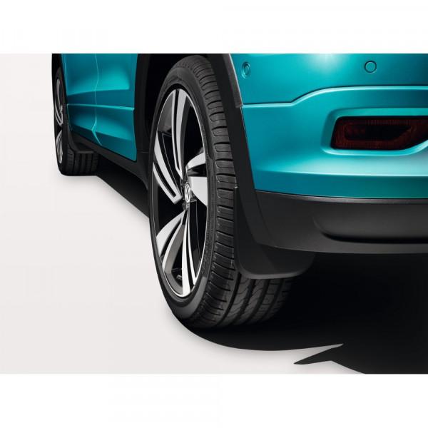 Original VW T-Cross Schmutzfänger hinten schwarz genarbt 2GM075101