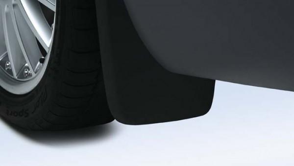 Schmutzfänger hinten Original Audi A6 (C7 4G) Limousine Avant 4G0075101A