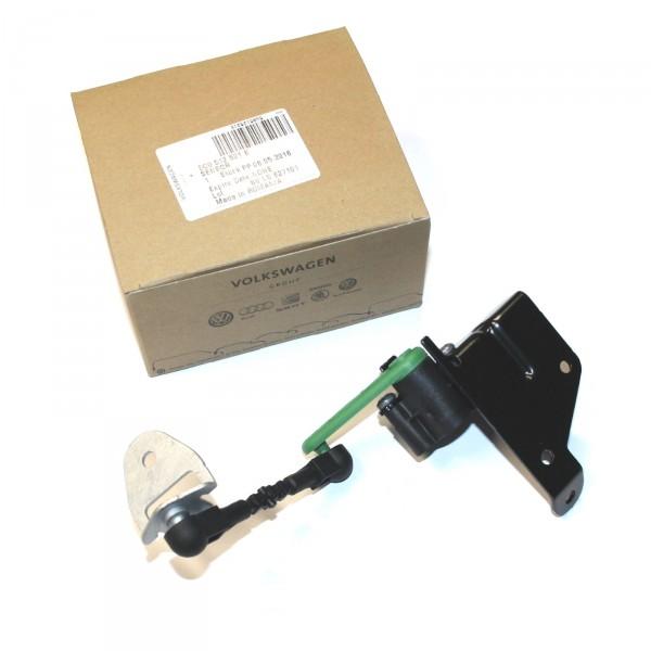 Niveausensor Leuchtweitenregelung Original VW Audi Hinterachse starr Sensor 5Q0512521E