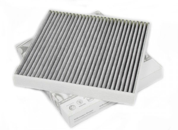 Pollenfilter Original VW Audi Innenraumluftfilter Aktivkohle Filtereinsatz Staubfilter 5Q0819653