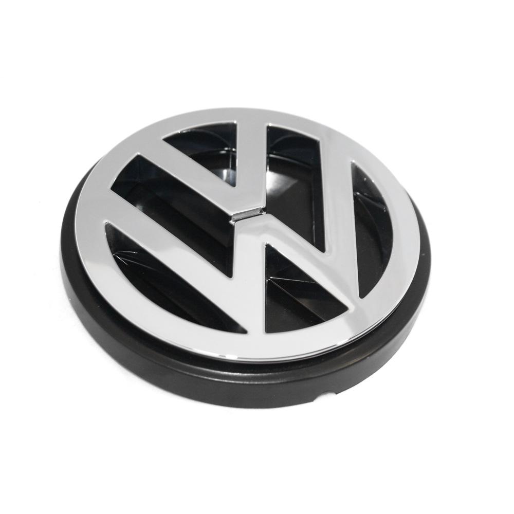 neu vw t4 transporter vw emblem heckklappe original. Black Bedroom Furniture Sets. Home Design Ideas