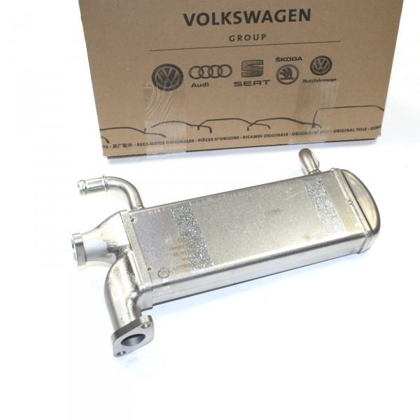 Abgaskühler Abgasrückführung AGR Kühler Original VW Amarok Crafter TDI Abgasreinigung