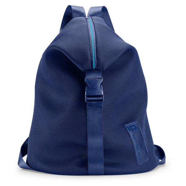 Original VW Rucksack ID. Kollektion blau Bag Beutel Design Tasche 10A087329