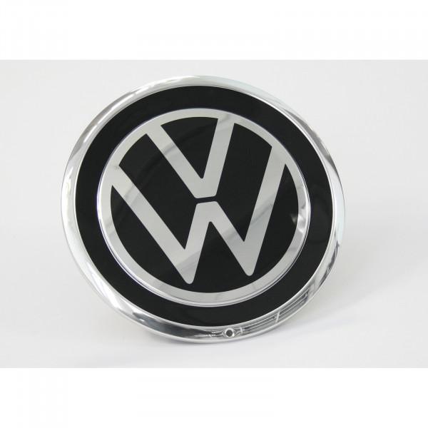 Original VW up! Radzierkappe Radkappe Felgendeckel Nabenabdeckung Kappe schwarz/chrom