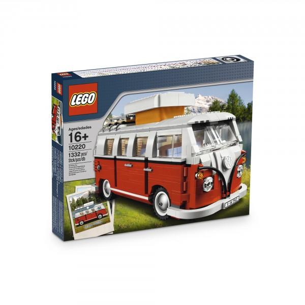 LEGO Bus T1 Bulli Transporter Spielzeug Campingbus 211099320BL9