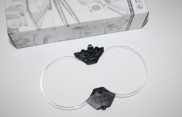 LED-Leuchte Tuning Getränkehalter Original Audi A3 S3 RS3 8V LED-Modul