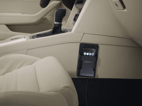Mobiltelefonhalterung Original VW LinkKit Antenne Media Adapter Handy Smartphone Halterung
