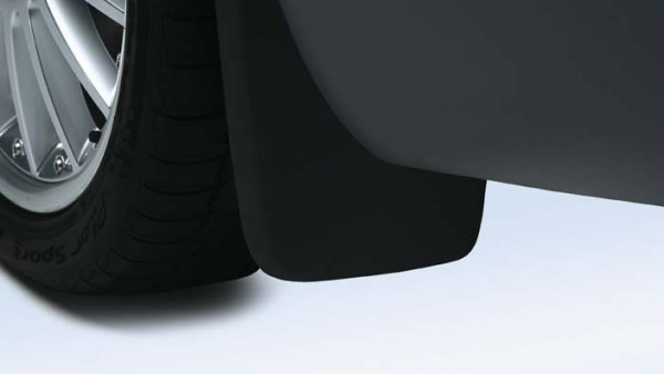 Schmutzfänger hinten Original Audi A6 (C6 4F) Allroad Quattro 4F0075101A
