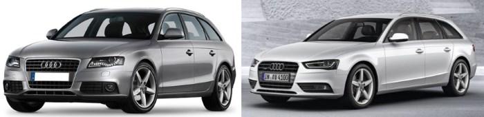 Audi A4 S4 RS4 (B8 8K) Limousine Avant Allroad Quattro