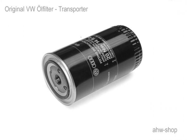 Ölfilter Audi 1.9 TDI Original Filter Service Inspektion A4 A6 Wartung