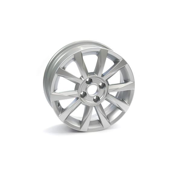 Original VW Up! Aluminiumfelge RAVENNA 15 Zoll Leichtmetallfelge 5 1/2Jx15