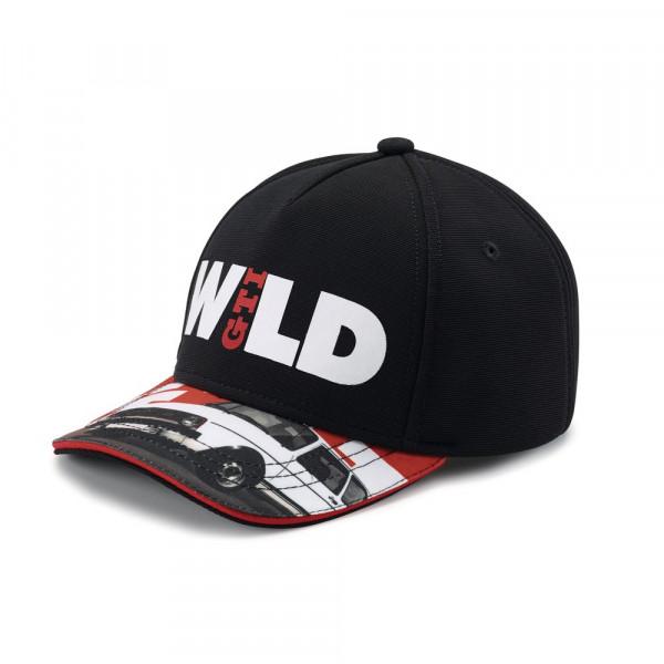 Original VW Basecap GTI Kinder Wild Volkswagen Kappe Cap Baseballcap 5GB084300B