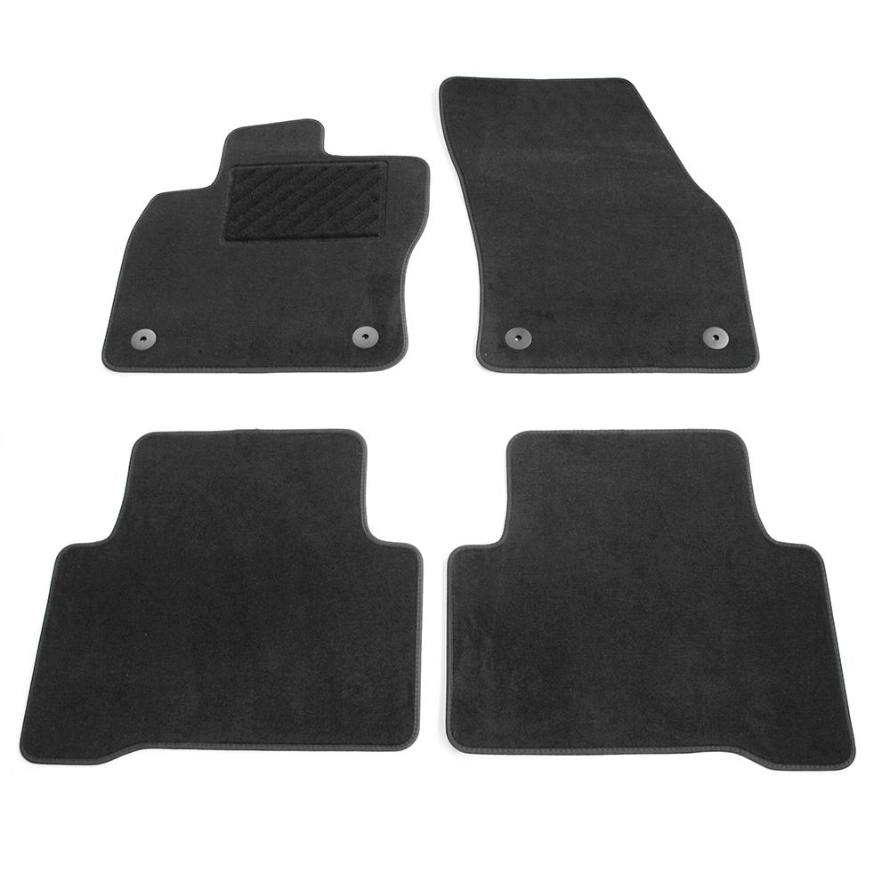 $$$ Original Lengenfelder Fußmatten passend für VW Touran I 1T NEU Teppiche