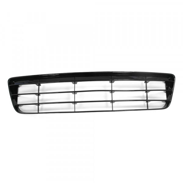 Original VW Scirocco R Lüftungsgitter vorn mitte Gitter schwarz glänzend