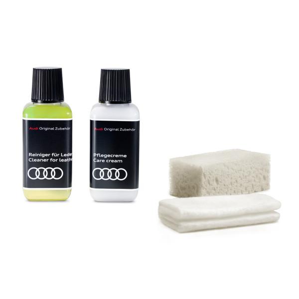Original Audi Lederpflege Lederreiniger Pflege Imprägnierung Lichtschutz Pflegecreme 4L1096372