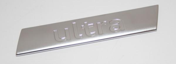 Schriftzug ULTRA Original Audi A3 A5 A6 Q3 Q5 Emblem Chrom seitlich Kotflügel